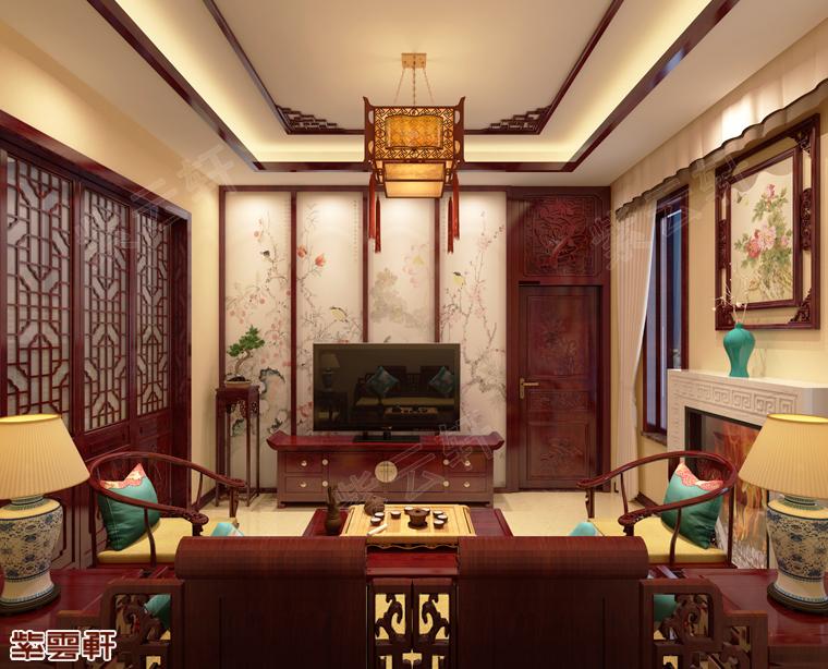 霁色如晴昼 杭州市别墅简约中式装修