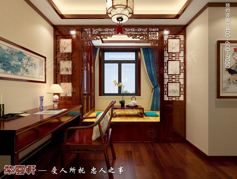 山嵌珠宝水流翠——苏州市平层中式装修