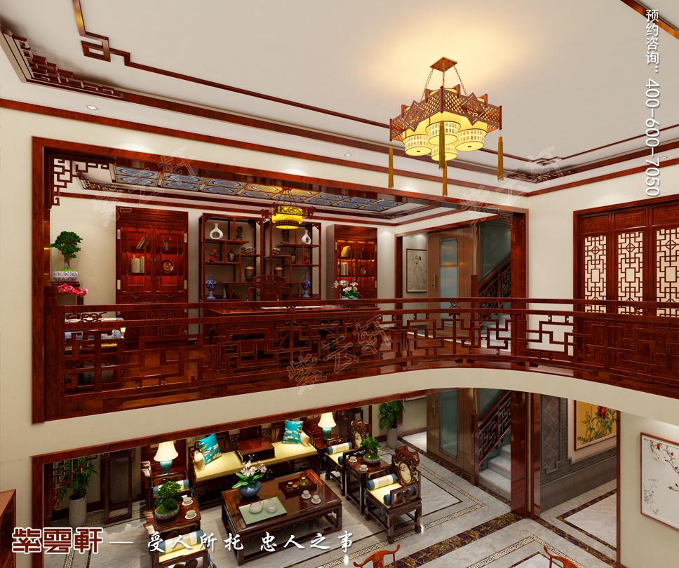沈阳市别墅中式装修 真实版向往的生活