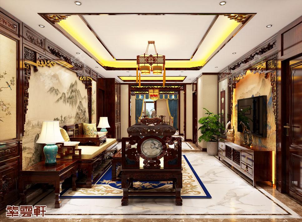 您的两层豪华古典小别墅已上线!!