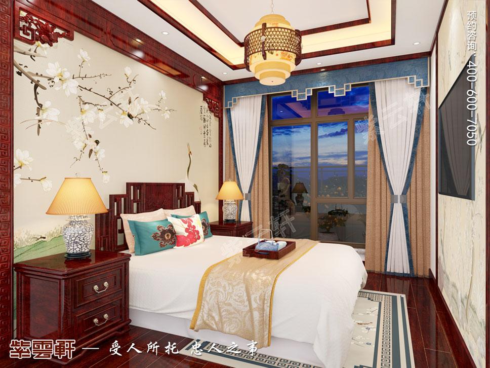 中式风格装修长辈房.jpg