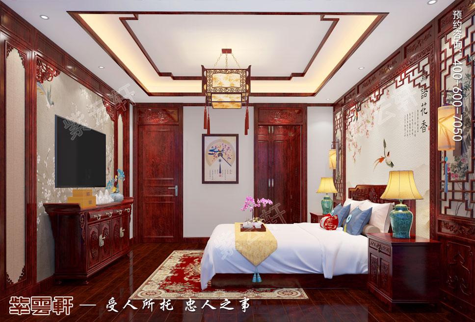 一方中式大宅,韵一方雅致之境