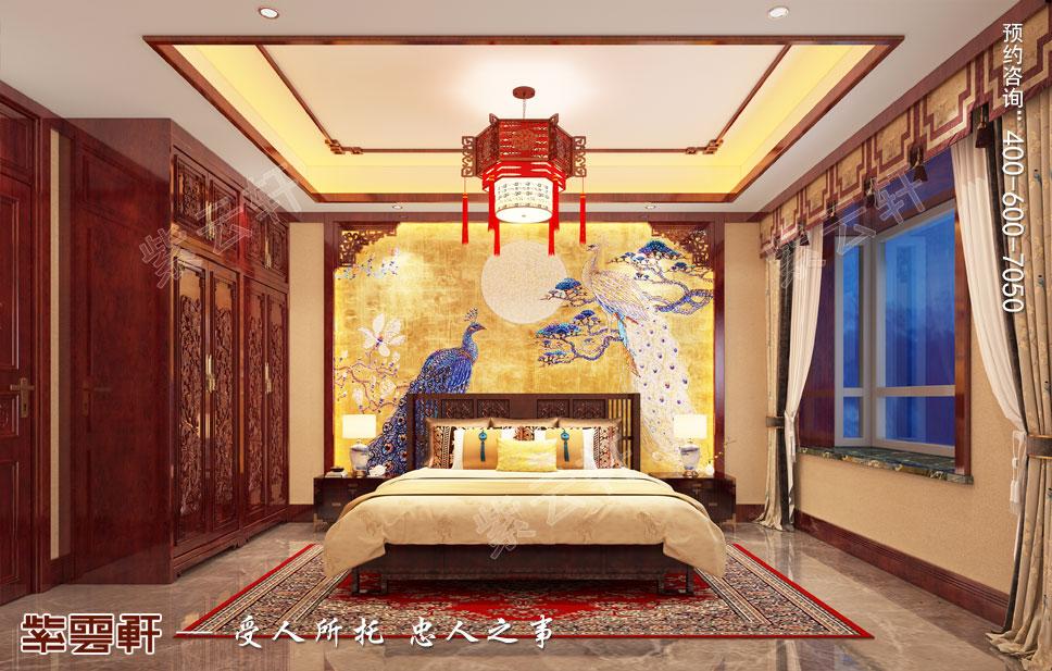 卧室传统装修