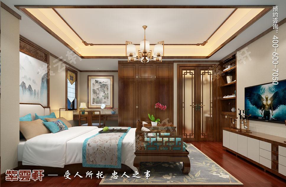 300平古典新中式装修,端庄华丽,优雅诗意