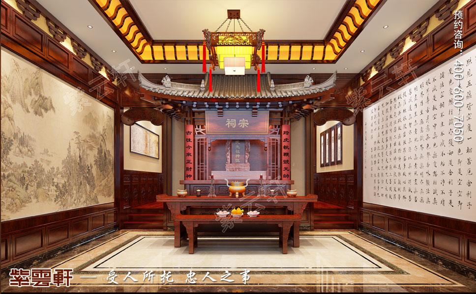 雅致中式,窗棂雕花风月间