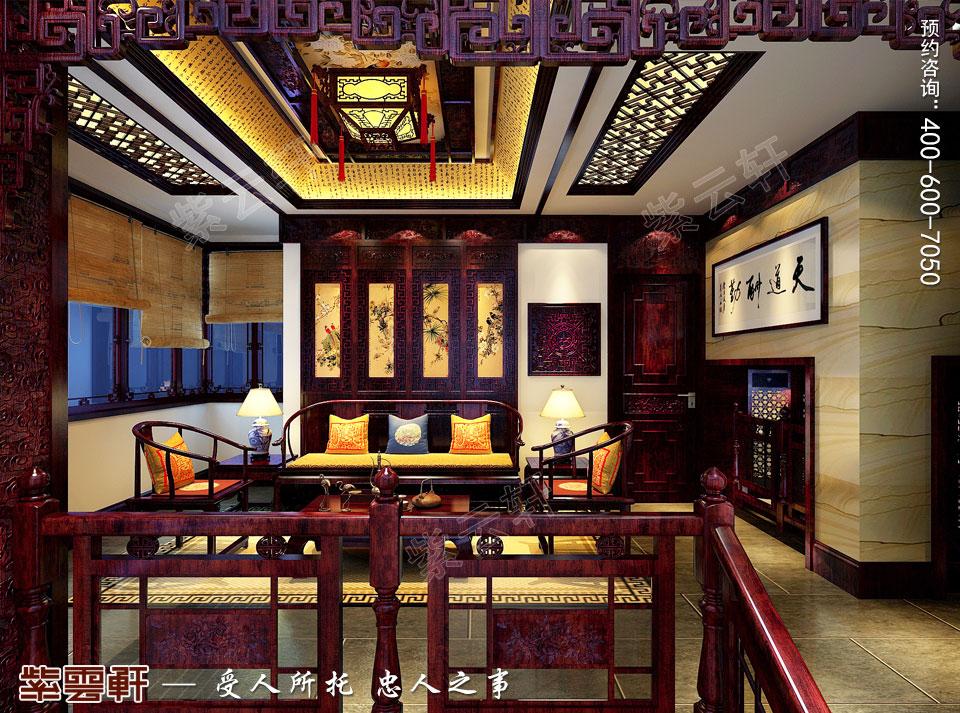 中式装修的魅力 书香古韵意味悠长