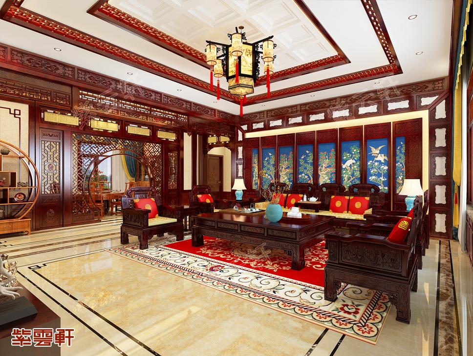 复古素雅的中式别墅,每一角落都散发着魅力!!