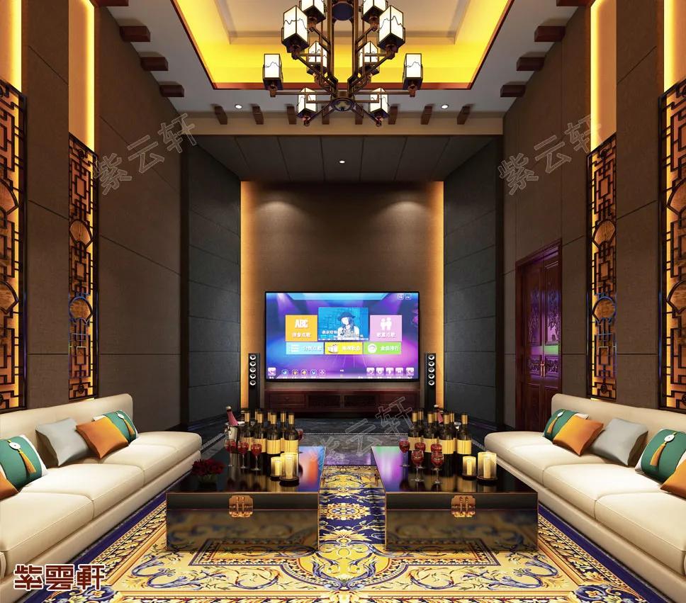 中式影音室的古风幽雅,知否知否?