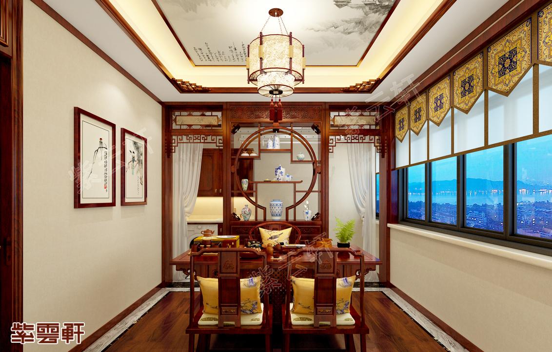品一缕茗香,择一处灵魂栖息-中式茶室的奥秘
