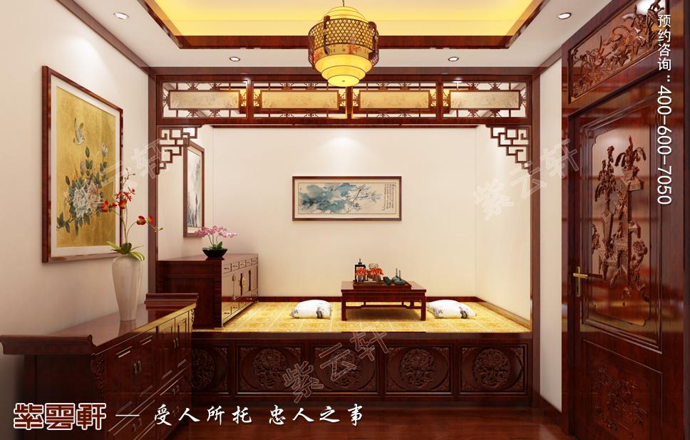 中式装修暖阁,看完了才知道什么是高级