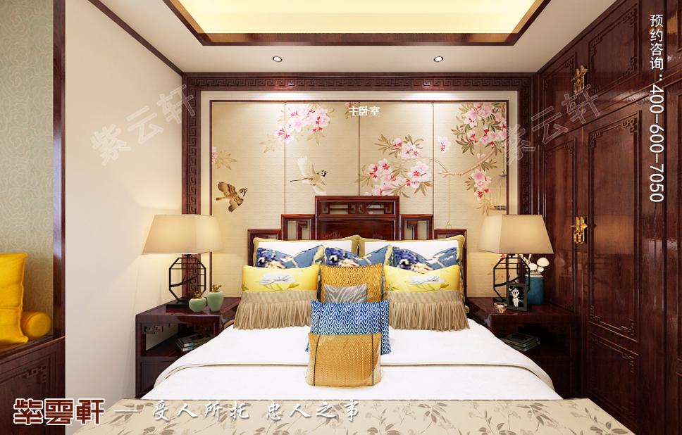 享受生活,中式装修卧室告诉你什么叫风雅