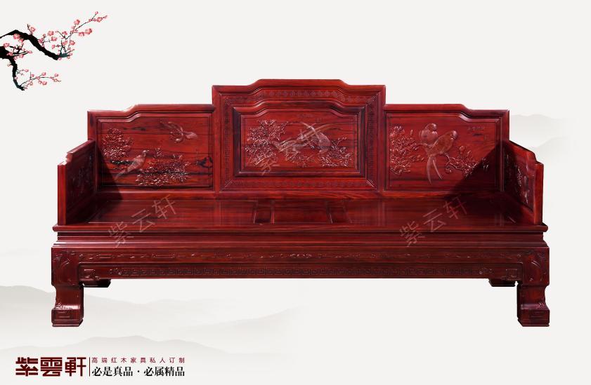 谦谦君子,中式装修常用的红木--大红酸枝