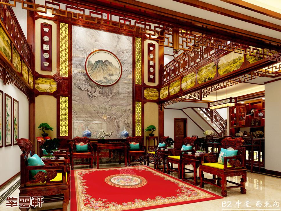 新中式中堂