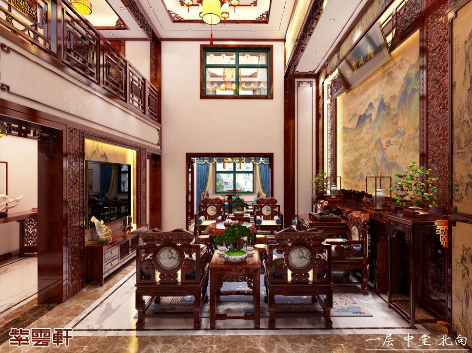 最有面子的别墅装修,除了中式风格再也挑不出第二个