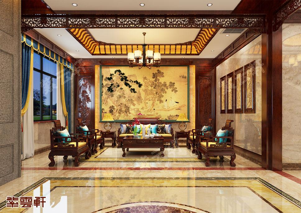 广东潮汕中式装修别墅,带你看看不一样的世界