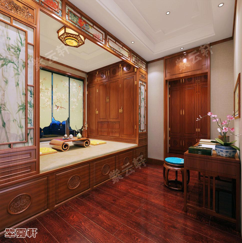 中式暖阁图片