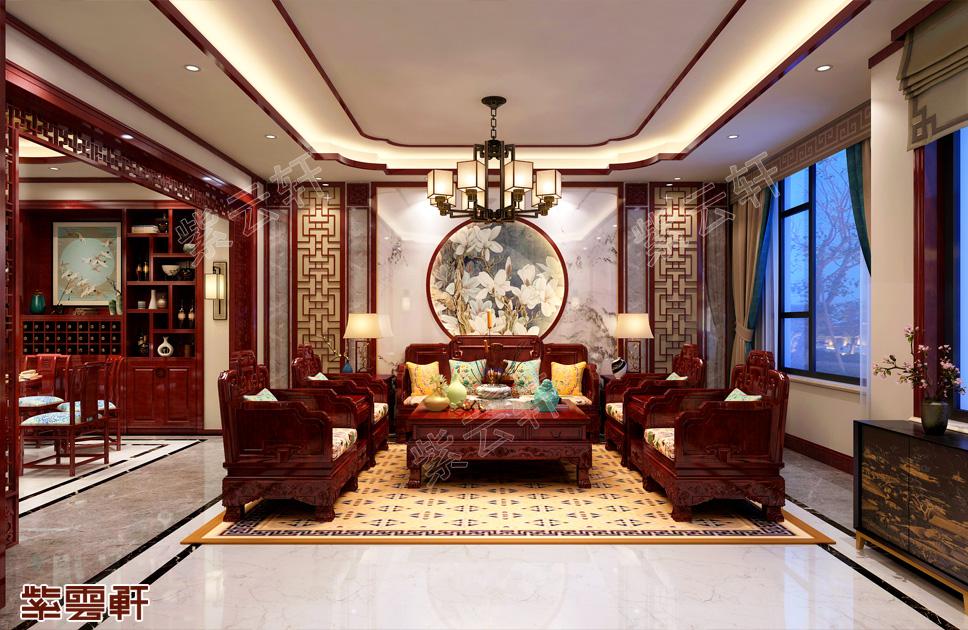 中式家居让中式豪宅无可挑剔