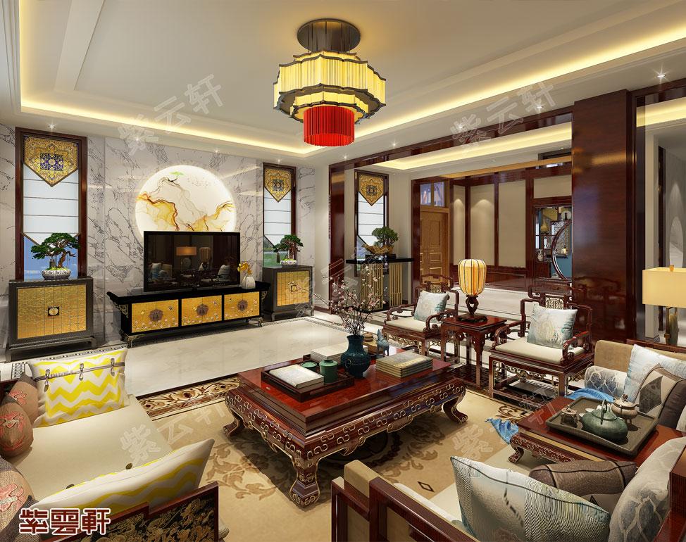 美到心里的中国风,中式装修别墅一览