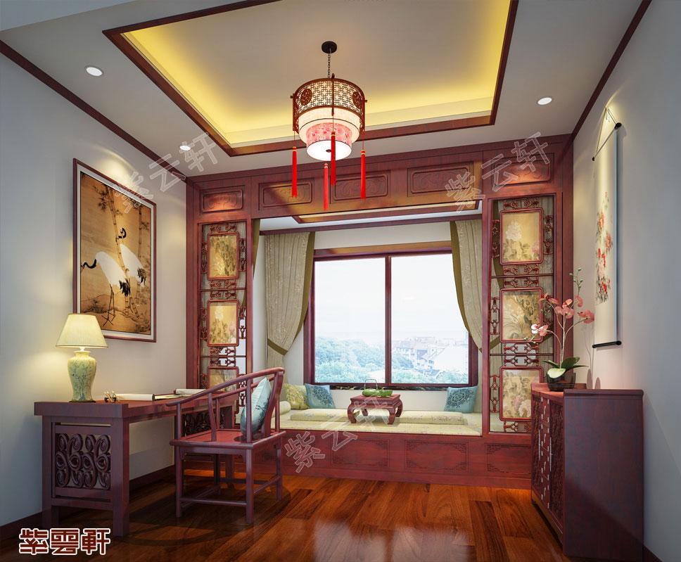 中式风格暖阁