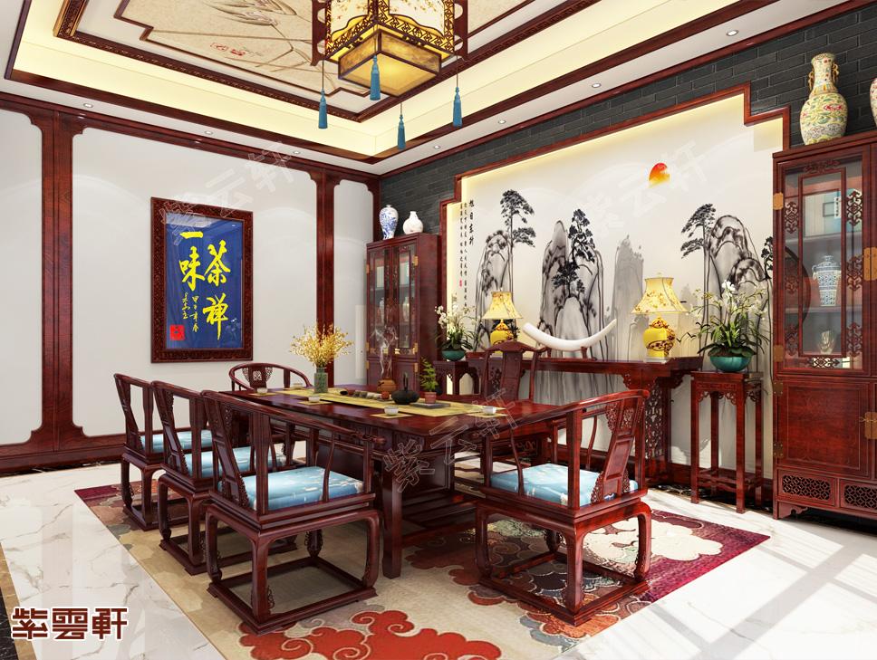 别墅装修选择中式风格更有特色