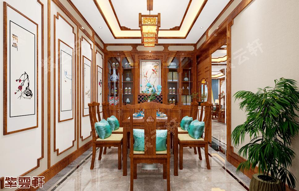 古典风格别墅设计让人波澜不惊
