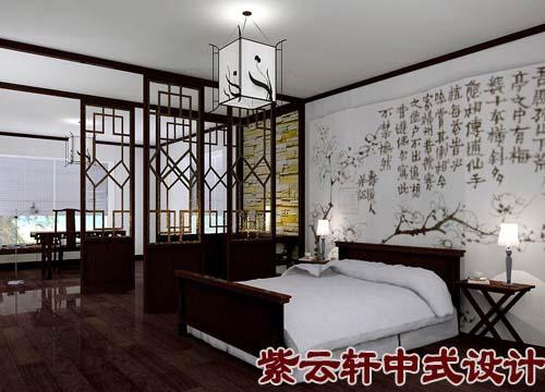 式卧室设计图片