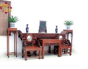 中式家居之话说中堂-庄重典雅大家风范