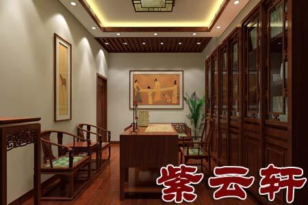 中式古典书房