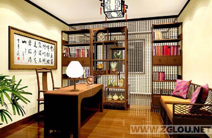 中式家庭装修设计的易学风水-案例解析