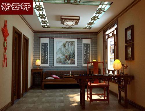 中式古典风格书房