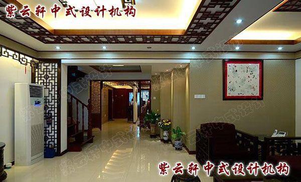 古典中式风格装修客厅