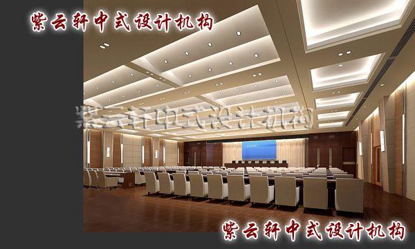 中式装修首页 公装设计 酒店餐厅  酒店中式装修设计之休闲区   酒店