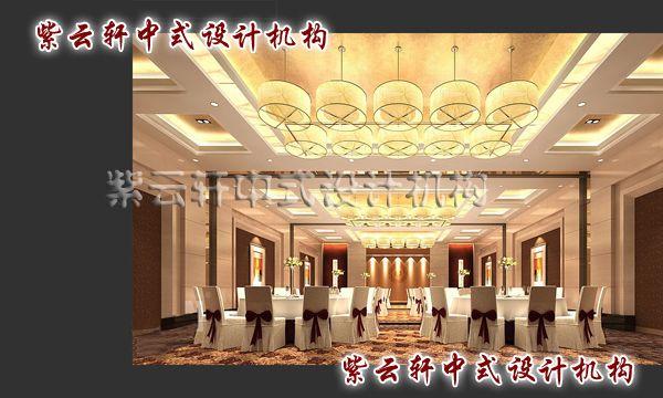 酒店中式装修设计 简约中式的古雅芬芳