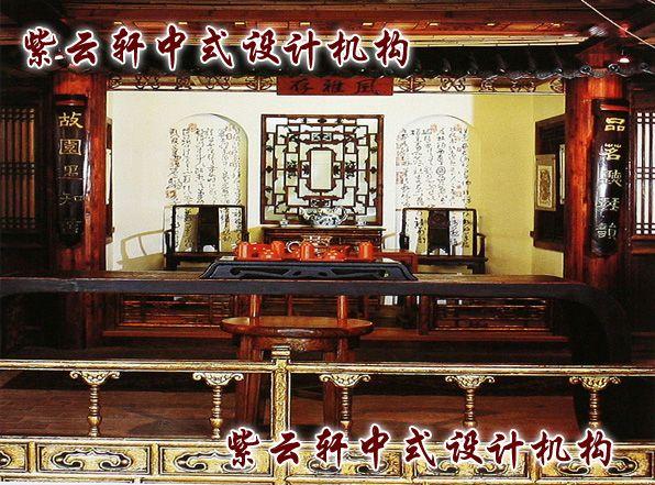 茶馆中式装修设计-雅间:在茶香里细细沉醉,在风雅中慢慢回味