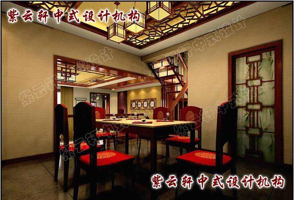 中式休闲一角:空间的合理利用,让休闲一角也能遍览风景