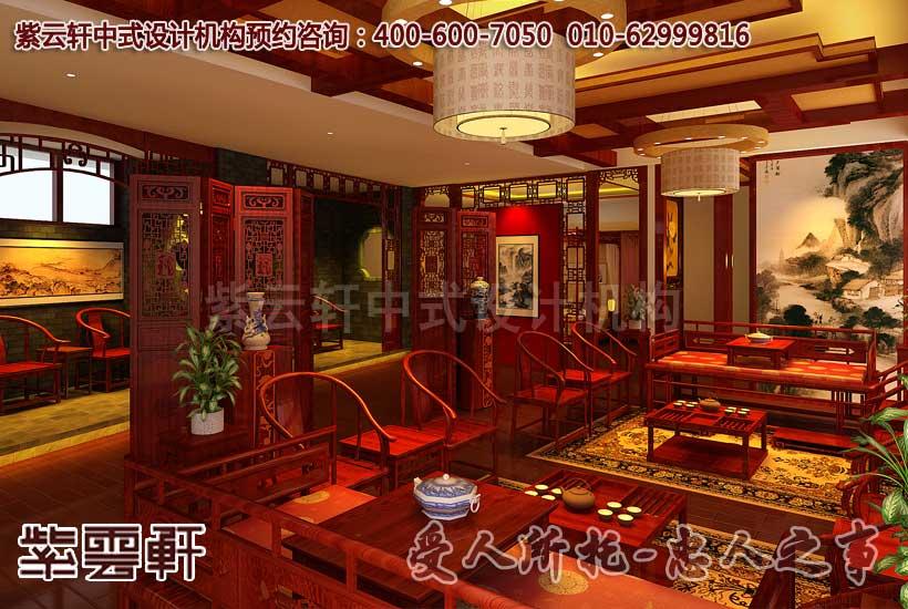 红木家具展厅