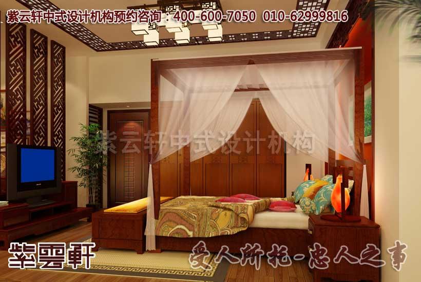 家具展厅设计之卧室区