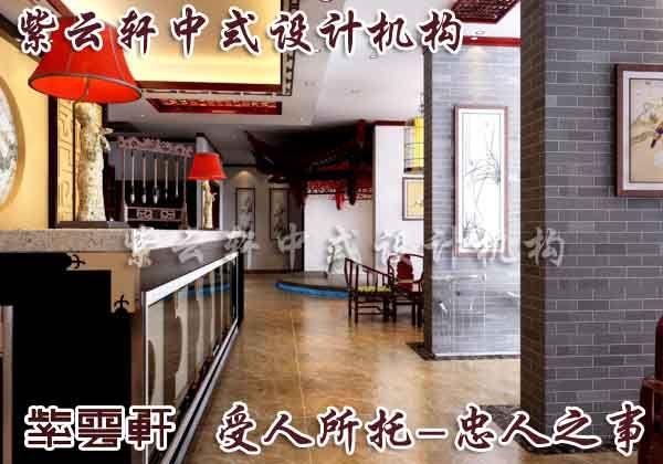 紫云轩中式装饰 公装设计 茶楼茶馆 > 中式风格装修打造绝美的茶室