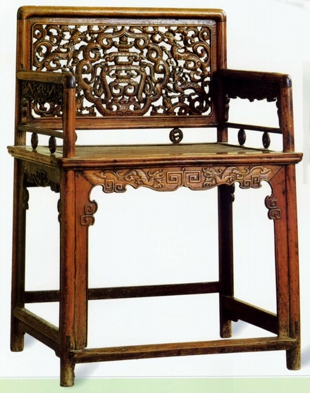 传统纹饰在现代家具中的应用