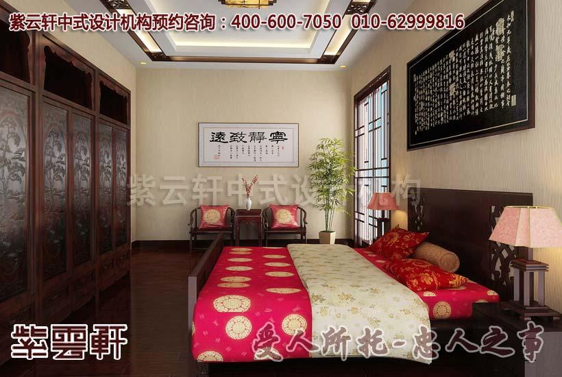 古典中式設計風格別墅裝修—融合中國國畫藝術