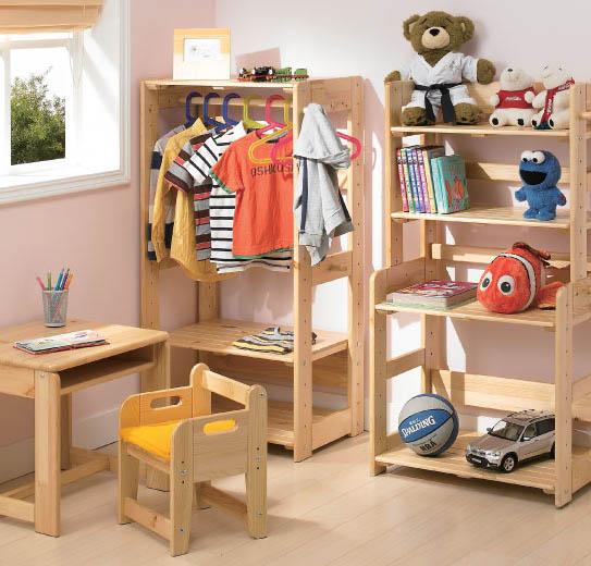 选购中式实木儿童家具的注意事项