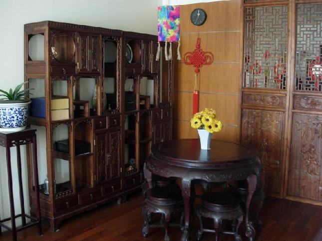 投资新中式风格红木家具需谨慎 切勿盲目跟风高清图片