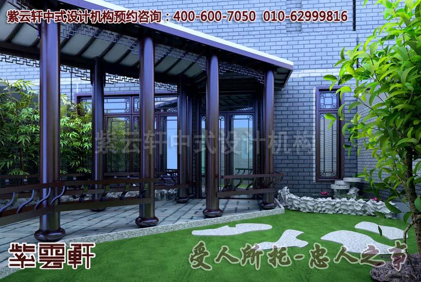 工装案例广百新一城中庭; > 紫云轩简约中式别墅设计案例赏析; 中国图片