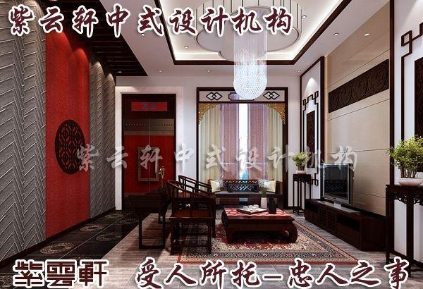 虚灵典雅的中式古典风格图片