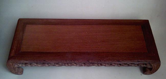 中式古典家具之乌木增添生活韵味_紫云轩中式装修设计