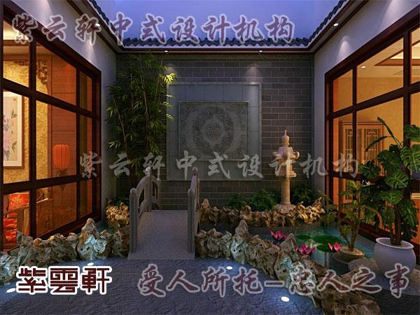 紫云轩中式设计续写中式古典室内装修新篇章