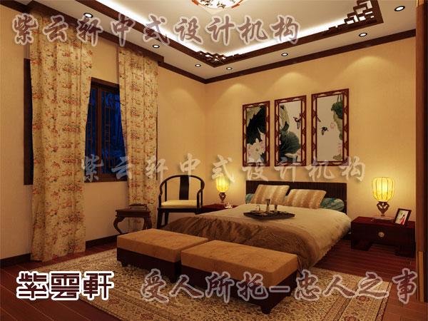 中式室内装修设计风水还是风尚