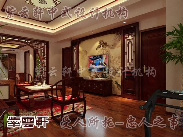 中式古典风格装修——带来生活温馨氛围图片