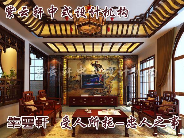 古典中式室内装修——表达传统韵味