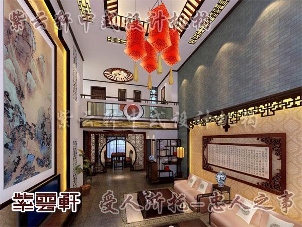 典设计 打开时间打开记忆 紫云轩中式 装修 设